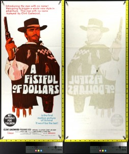 Fistful of Dollars (Australian Daybill) - Before