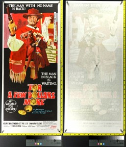 For a Few Dollars More (Australian Daybill) - Before