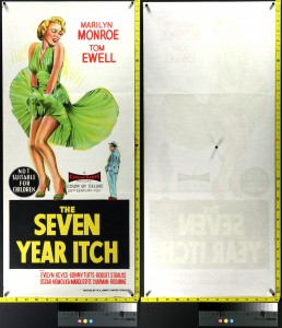 Seven Year Itch Australian (Daybill) - Before