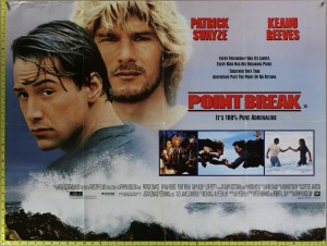 007A - Point Break British Quad