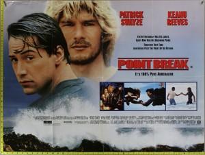007A - Point Break British Quad