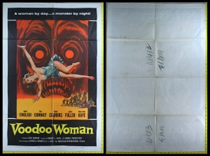 Voodoo Woman (Before)