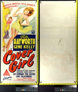 Cover Girl Australian Daybill (Before)