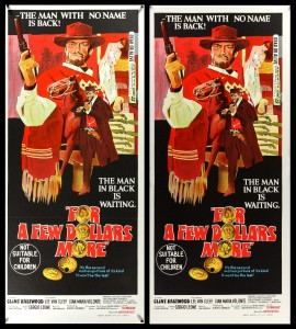 For a Few Dollars More (Australian Daybill) - Before & AfterFor a Few Dollars More (Australian Daybill) - Before & After